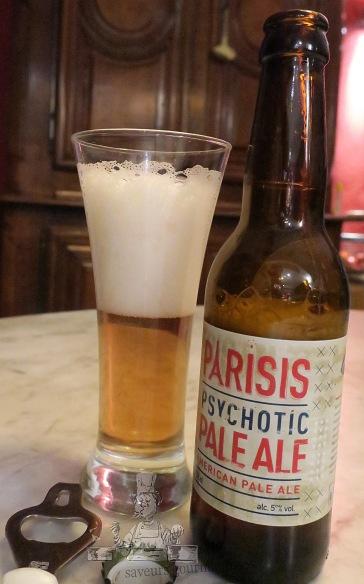 Parisis psychotic Pale Ale