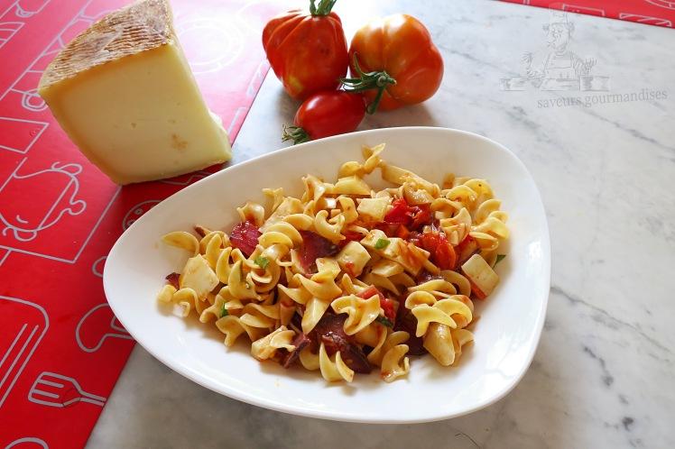 salade de pâte ibérique 1