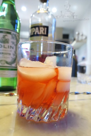 tequila negroni
