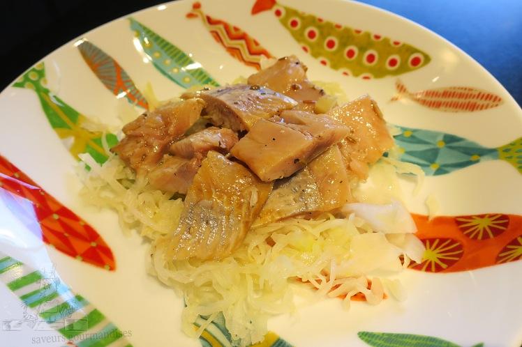hareng mariné aux épices 1