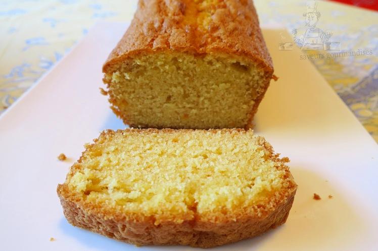 cake aux clémentines 2