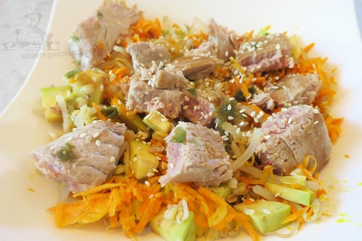 Salade de céréales a l_asiatique 1