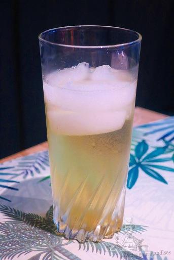 Mirabelle gin fizz 1